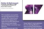 Petter & Dairmount - Subakuatic Blues - Killer on DJ Mag